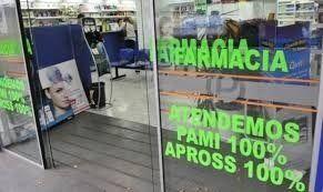 Importante deuda del Pami con las farmacias