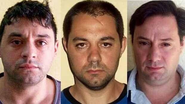 Prófugos del triple crimen: investigan tres llamadas anónimas
