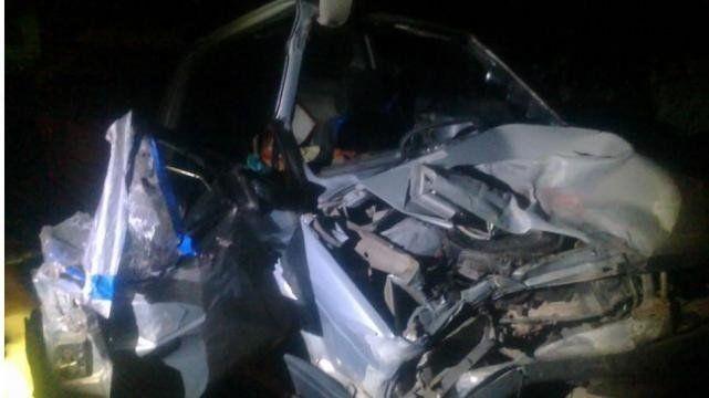 Una persona muerta en accidente sobre la ruta 38