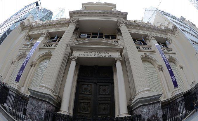 El Central reforzó sus reservas con un préstamo de US$5 mil millones