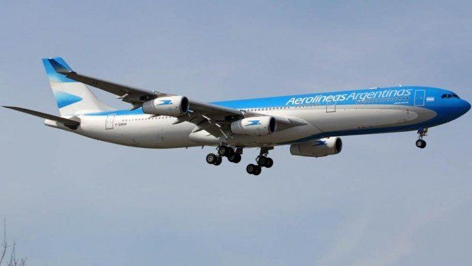 Aumentan hasta 30% los pasajes de Aerolíneas Argentinas