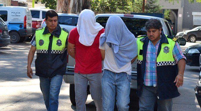 Detienen a dos sospechosos por balear al policía Gonzalo Ávila
