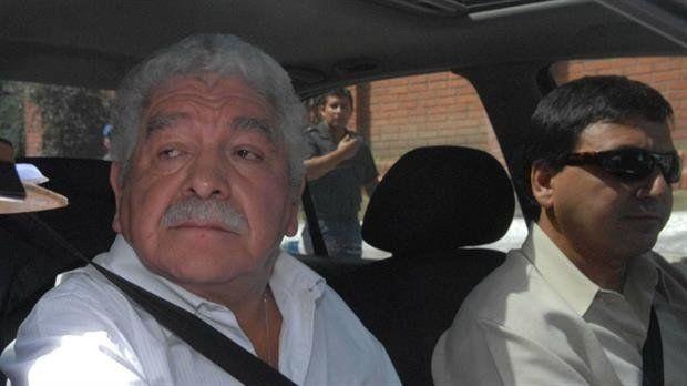 Concedieron prisión domiciliaria a José Pedraza