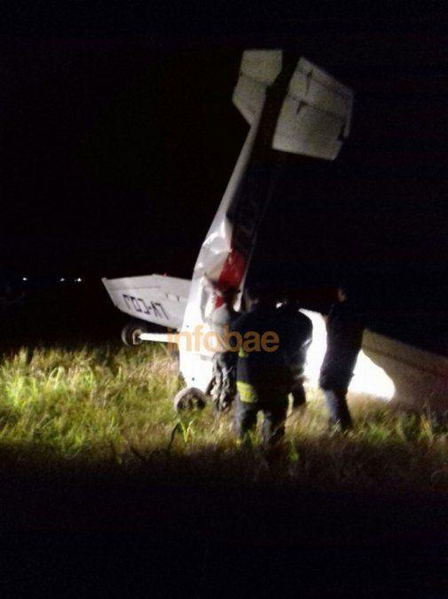 Chocaron dos avionetas en General Rodríguez: hay tres muertos y un herido