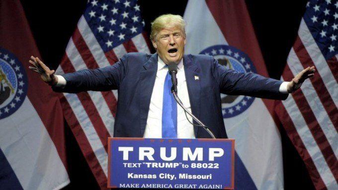 Donald Trump amenazó a Bernie Sanders con enviar partidarios a sus mitines