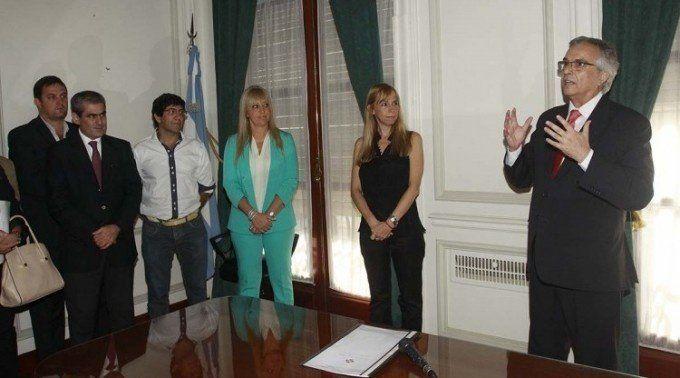 Vigliocco asumió como Secretario Ejecutivo Médico del Siprosa