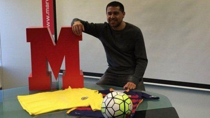 Juan Román Riquelme confirmó que hará el partido de despedida de Boca en diciembre en la Bombonera