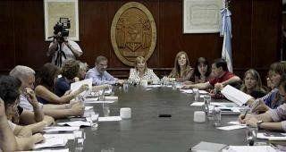 Este martes será la primera sesión del año del Consejo Superior