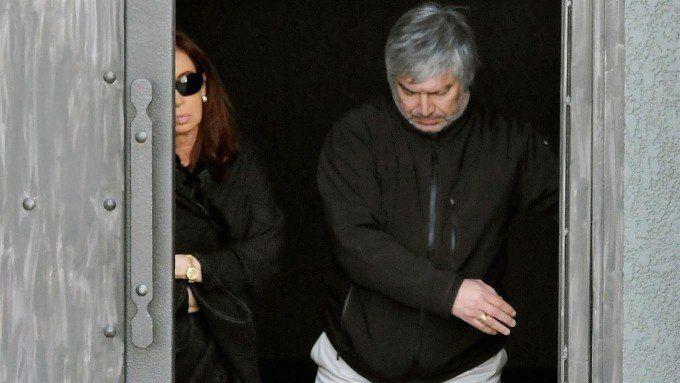 El juez Casanello dijo que Cristina Kirchner no está involucrada en el caso Báez