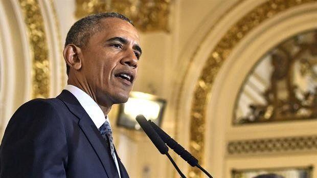 Las 14 frases más importantes de Obama en la Casa Rosada