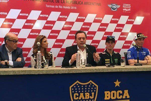 Habría MotoGP en Las Termas hasta el 2019