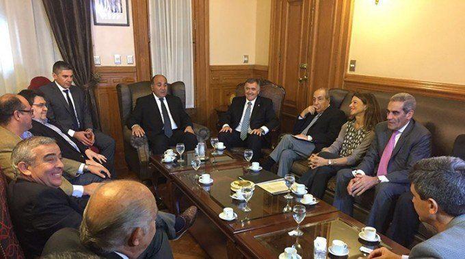 Manzur recibe a miembros de la Corte para avanzar en la agenda del Bicentenario