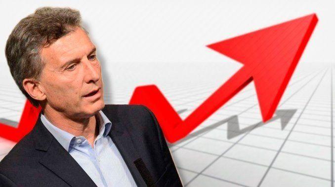 En la Era Macri la inflación ya llega al 25%, lo pautado para todo el año