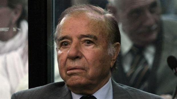 Menem declara en la causa que investiga la muerte de su hijo
