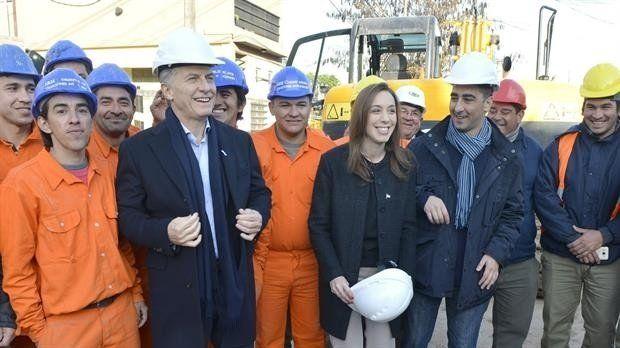 Macri: Vamos a demostrar que las obras se pueden hacer