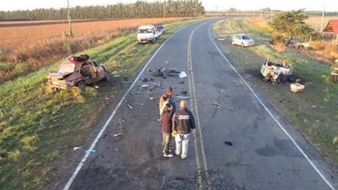 Para Macri hay miles de muertos en accidentes de tránsito porque no tenemos rutas