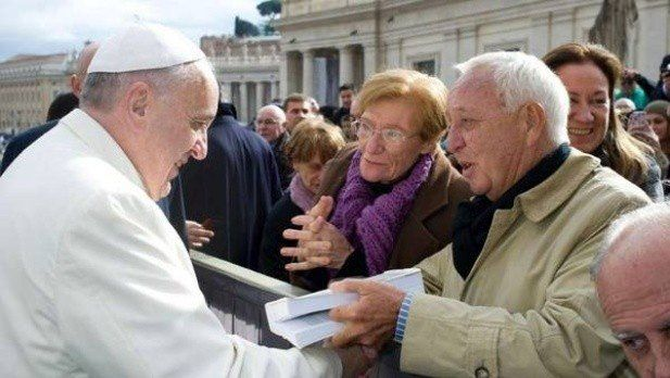 El Papa recibirá a la madre del argentino condenado a muerte en EE.UU.