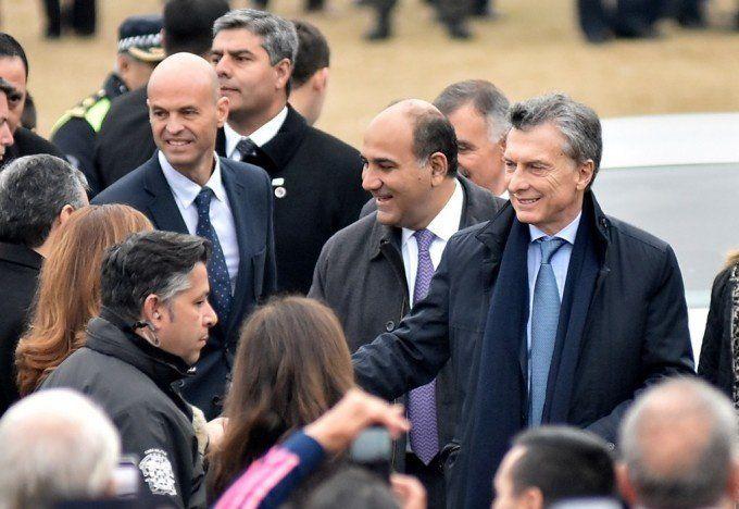 ¿Macri se pierde los festejos del Bicentenario por una lesión?