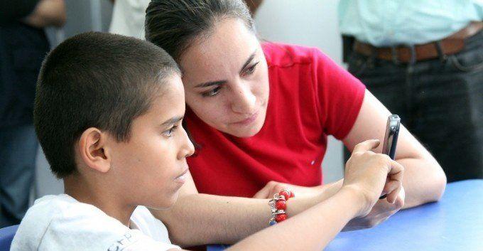 El uso del celular en las escuelas