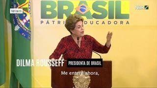 El círculo se cierra sobre Dilma Rousseff: detienen a un ex ministro