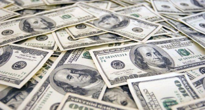 El dólar saltó 25 centavos y cerró a $ 14,54