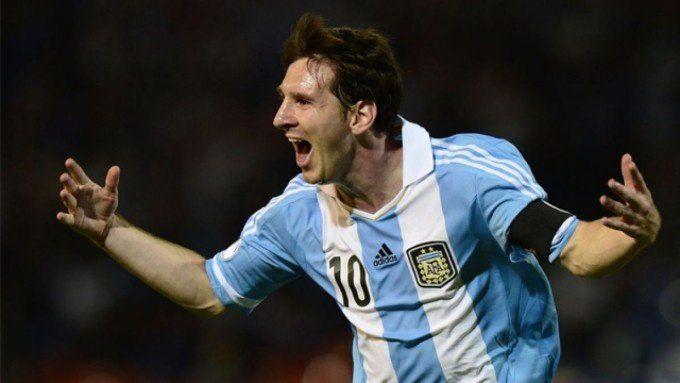 El 24 de junio de 1.987, nació Lionel Messi
