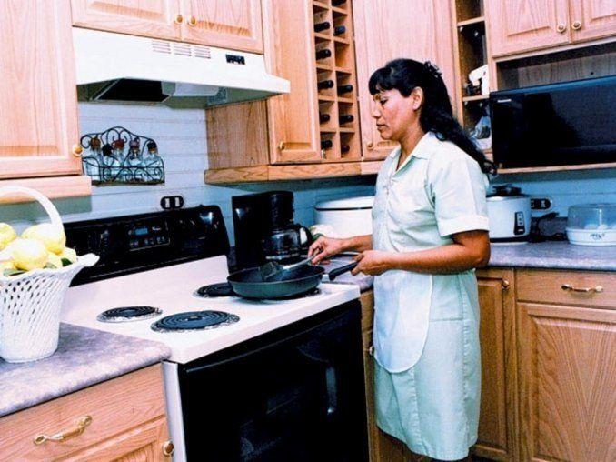Aumenta un 33% el sueldo del personal doméstico