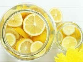¿Para qué sirve tomar agua de limón?