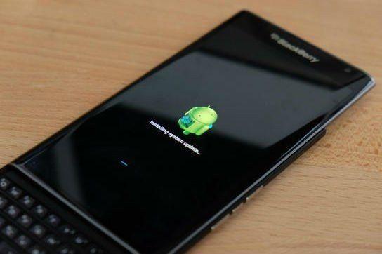 BlackBerry apostará todo a los teléfonos Android