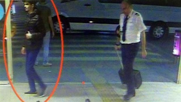 Estos son los terroristas que atacaron el aeropuerto de Estambul