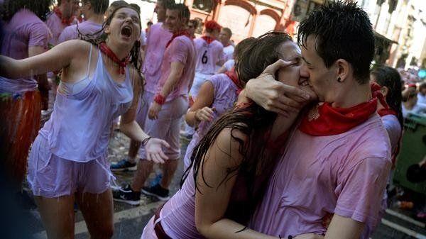 Ola de violaciones durante la fiesta de San Fermín: siete en seis días