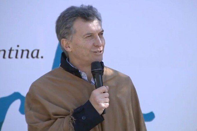 Macri: Dedicarnos a buscar los responsables de los problemas que tenemos es una pérdida de tiempo