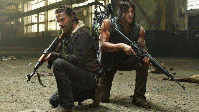 El primer tráiler de la séptima temporada de The Walking Dead