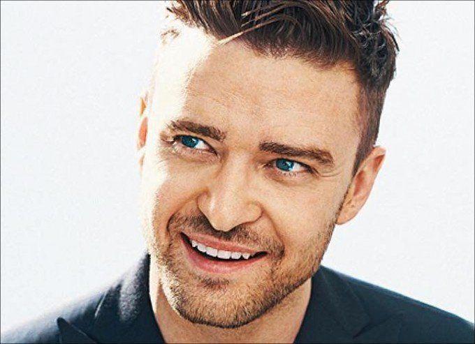 Justin Timberlake fue golpeado por un espectador en un torneo de golf