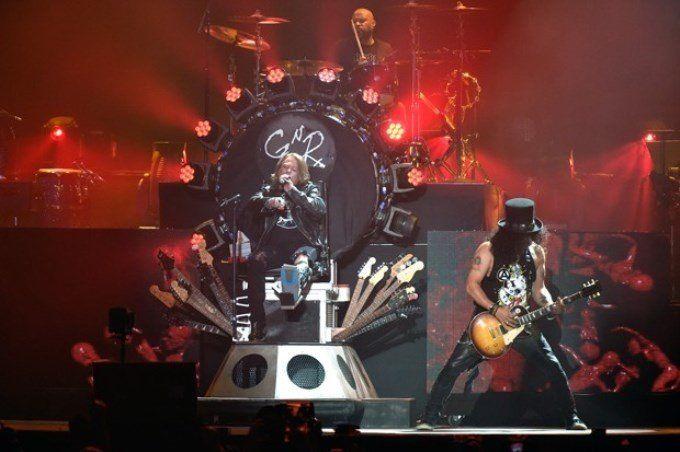 Los Guns N Roses vuelven a la Argentina
