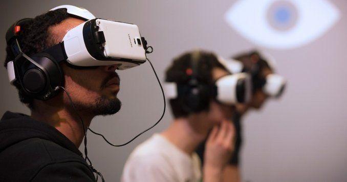 Con la realidad virtual ya es posible recorrer una casa aún no construida