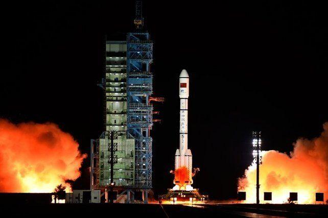 China lanzó su segunda estación espacial