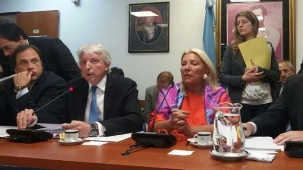 El vicecanciller defiende en el Congreso el acuerdo con Gran Bretaña por Malvinas