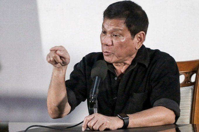 El presidente filipino se comparó con Hitler y propuso matar 3 millones de adictos