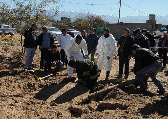 Realizarán excavaciones en Santiago del Estero en busca de Marita Verón