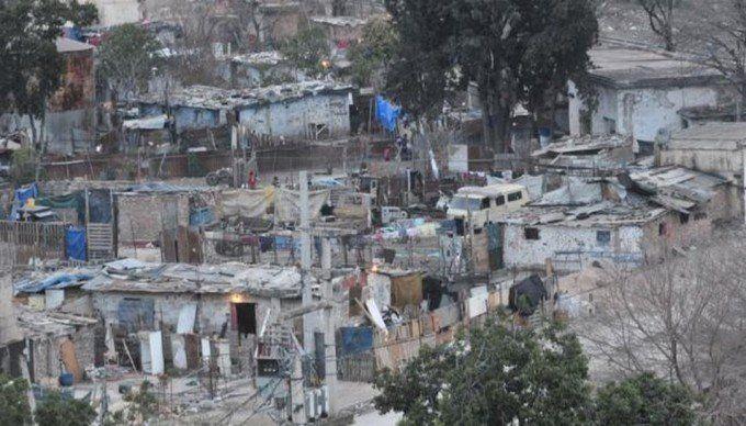 Tres millones de personas viven en villas de emergencia