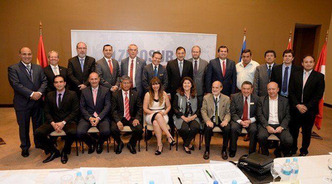 La macroregión apuesta a la integración económica