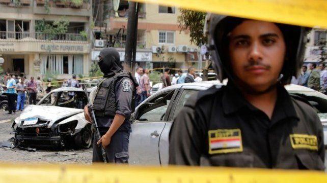 Atentado fallido contra un juez egipcio encargado de casos de terrorismo