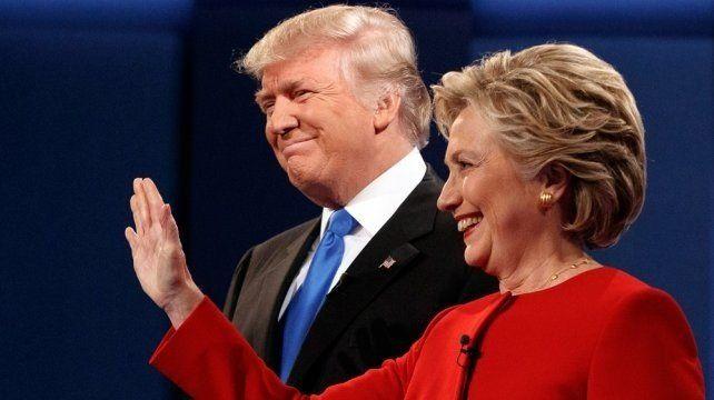 Así quedó la última proyección electoral en Estados Unidos