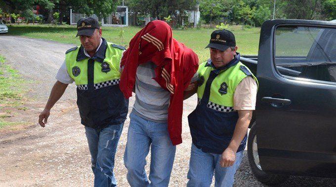 Atrapan a un delincuente prófugo de la Justicia