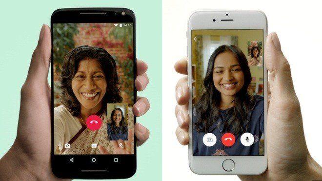 Ya podés hacer una videollamada por WhatsApp