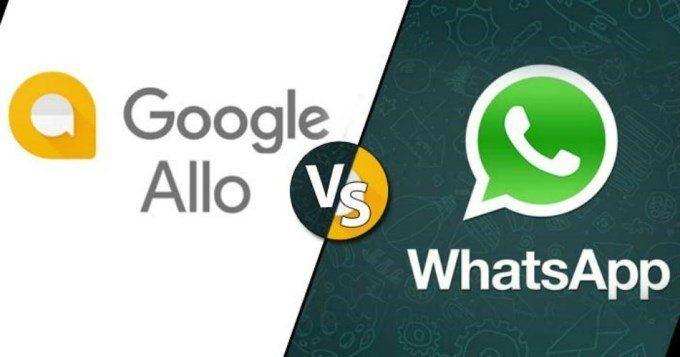Allo le presenta batalla a Whatsapp