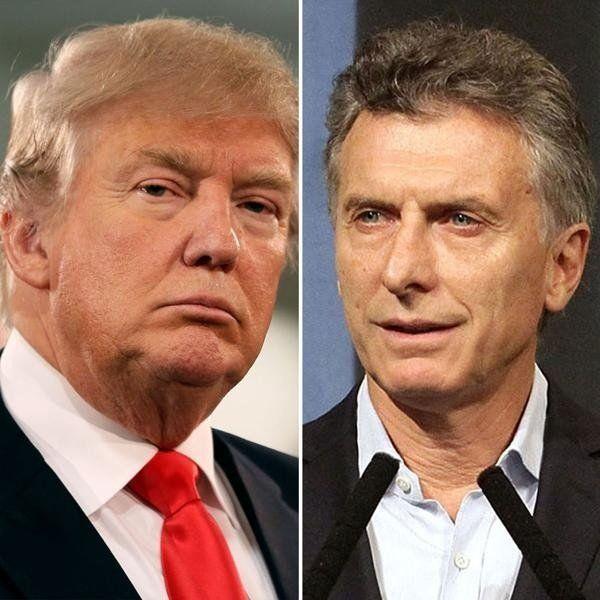 Frente al discurso de Trump, Macri piensa en apaciguar