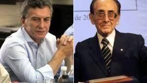 El mensaje de Macri por la muerte de Carlos Fayt