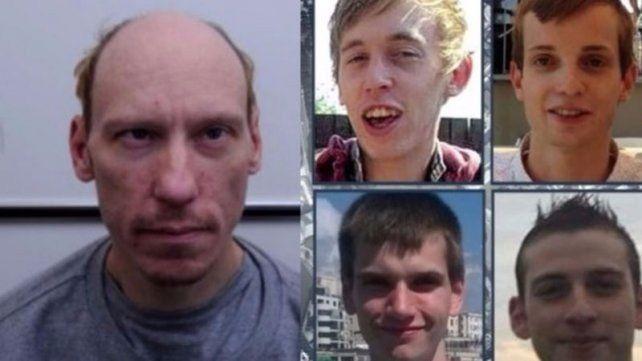 Perpetua para un británico por envenenar a cuatro homosexuales